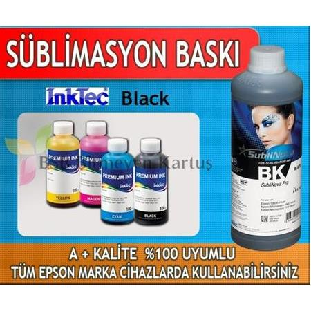 Light Magenta Sublimasyon mürekkep 100ml